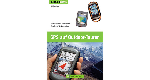 Bruckmann GPS auf Outdoor-Touren